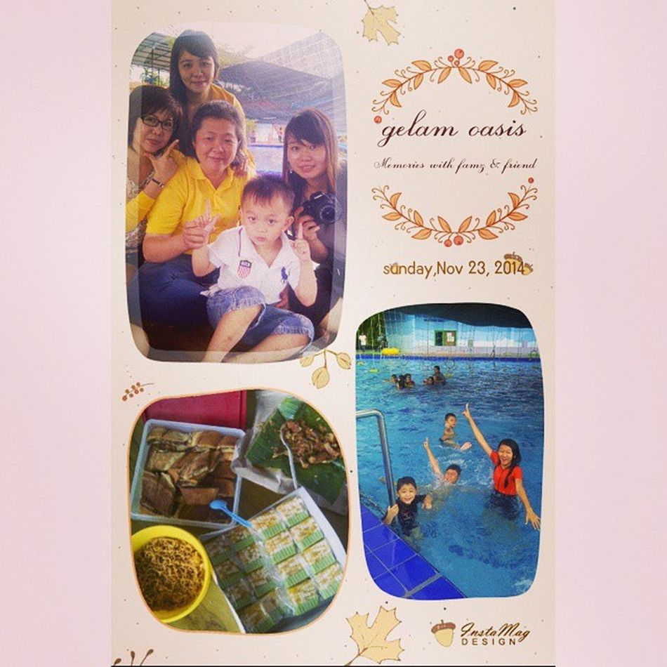 Weekend with friend Latepost Waterboom Gelamoasis Funtime qualitytime photooftheday younglic_alfgil ourmoments momentsourmoments2014swiming InstaMagAndroid