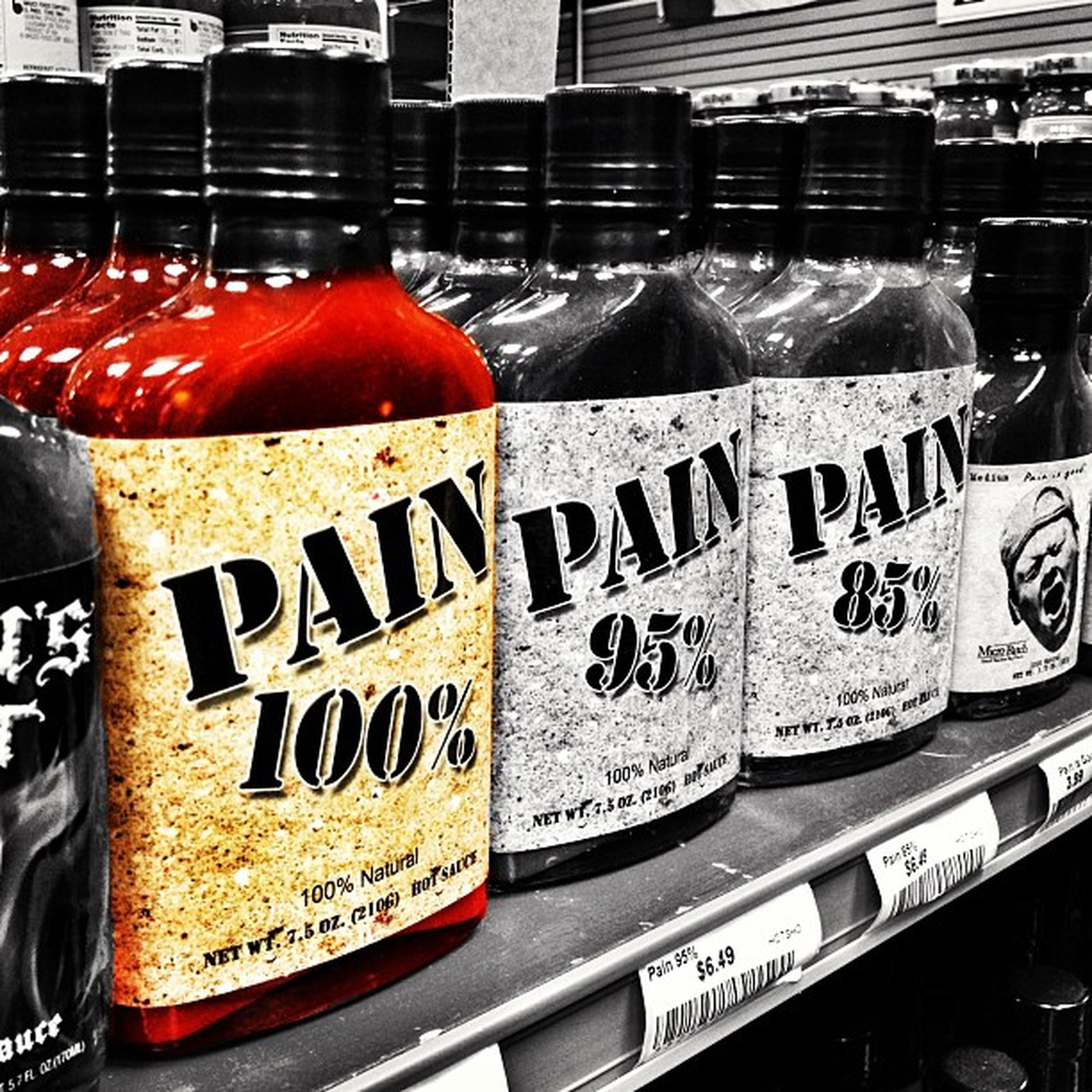 Pick Your Pain. 100% or Bust! 802 Instagramvt Igharjit Pain Vermontbyvermonters Iphoneonly Igvermont Photooftheday Captureeuphoria Ig_masterpiece Iphonesia Picoftheday Vermont All_shots IGDaily Instagramhub Hotsauce Igworldclub Insta_america