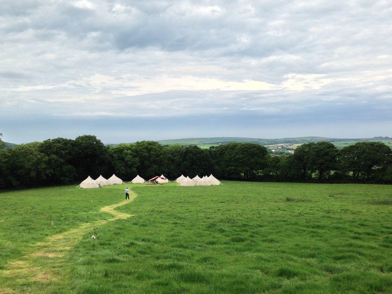 Beautiful stock photos of camping, Camping, Cloud, Cloudy, Day