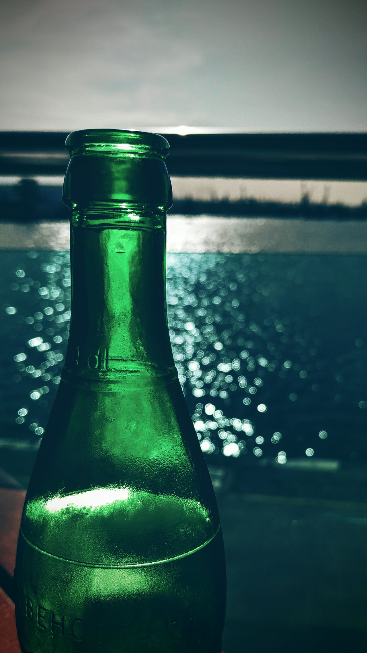 Bottle Beer Cold Drink Summer ☀ Sunny Sun And Sea Port Veiw Sunday Moods