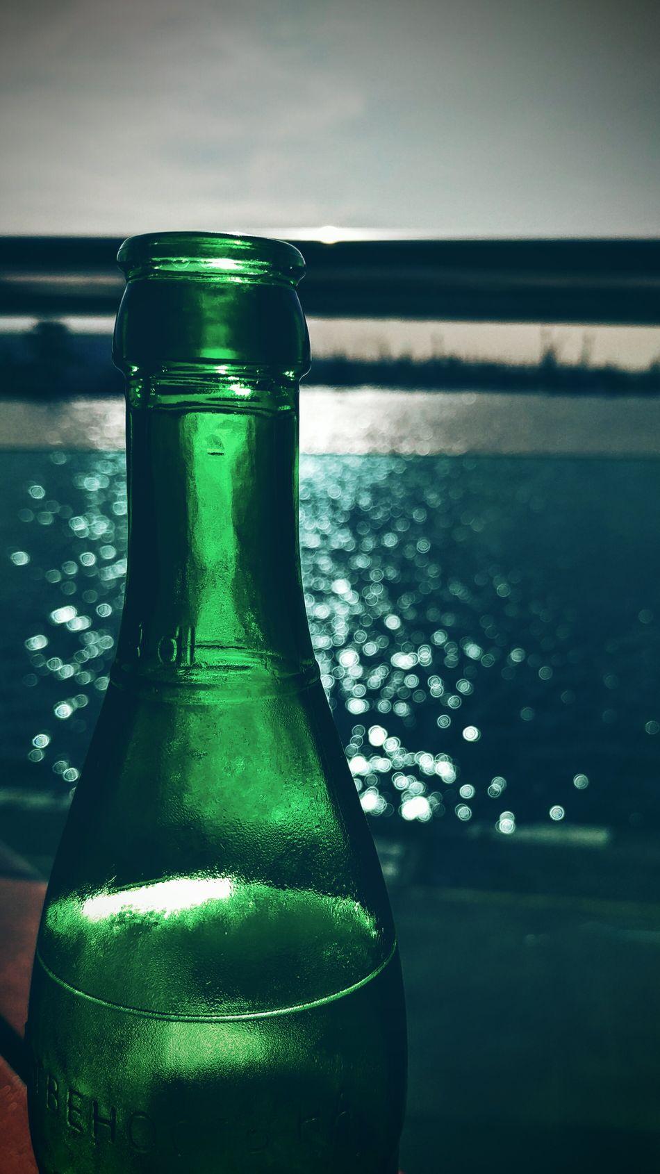 Bottle Beer Cold Drink Summer ☀ Sunny Sun And Sea Port Veiw Sunday Moods