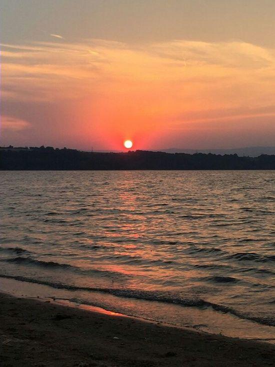Sunset Whitmylove❤ Fun Sammer 🌅