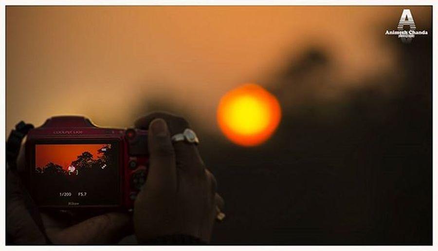 Sunsets Golden Landscape Evening Colorful Sundowns Sundown Sundownsessions Sky Eveningsky Evenings Beautiful Scenery Follow Likeforlike Instanature Beauty Sunsets_captures Instanaturelover Camera Capture Silchar Assamuniversity Nikon Nikoncoolpixl820 nikonindia