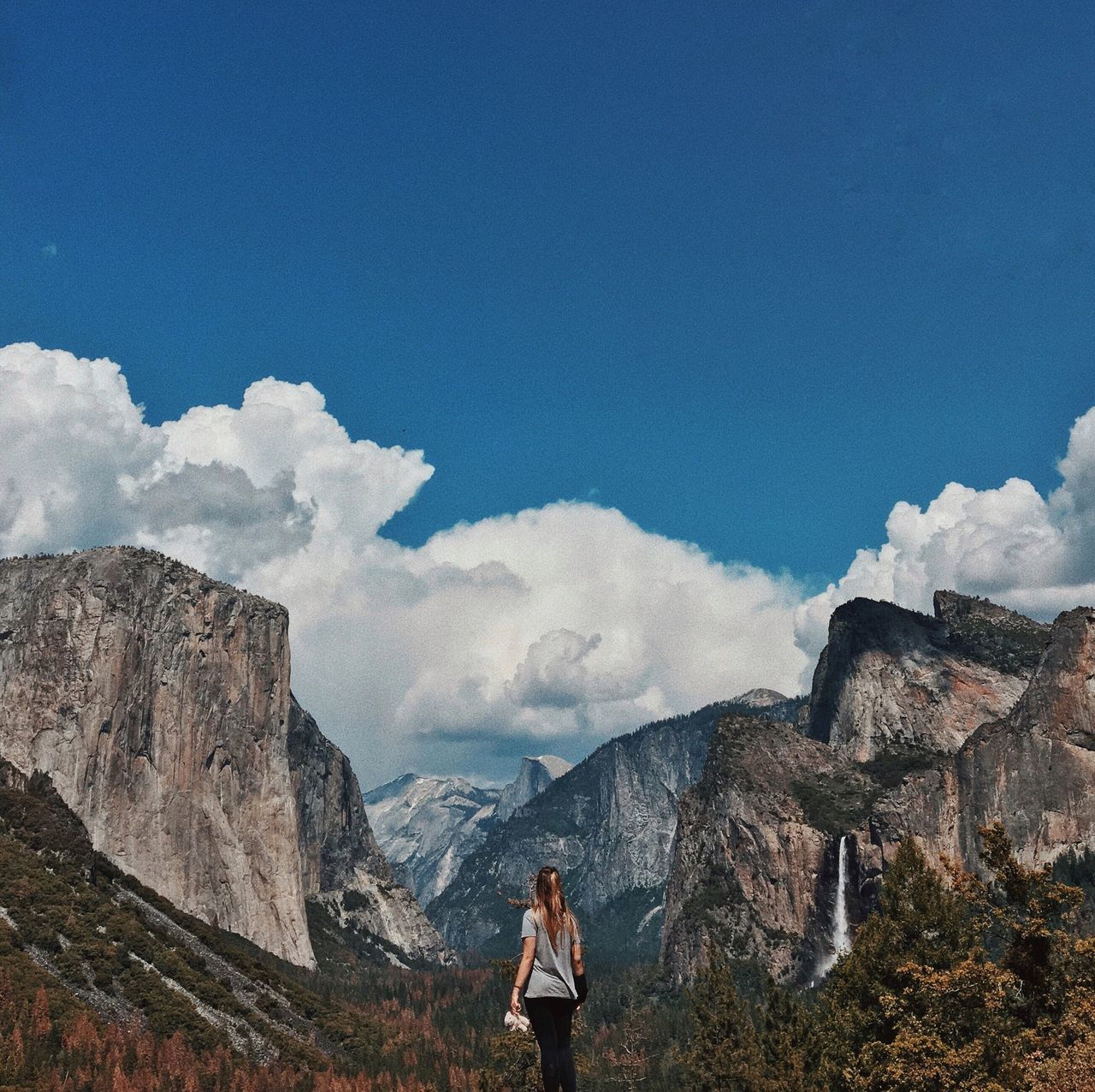 Amanda and the Bear Sky One Person Cloud - Sky Mountain Nature Beauty In Nature Scenics Standing Mountain Range Real People Day Leisure Activity Outdoors Tranquil Scene Landscape People Yosemite National Park Teddy Bear TheAdventuresOfAmanda The Adventures Of Amanda Miles Away