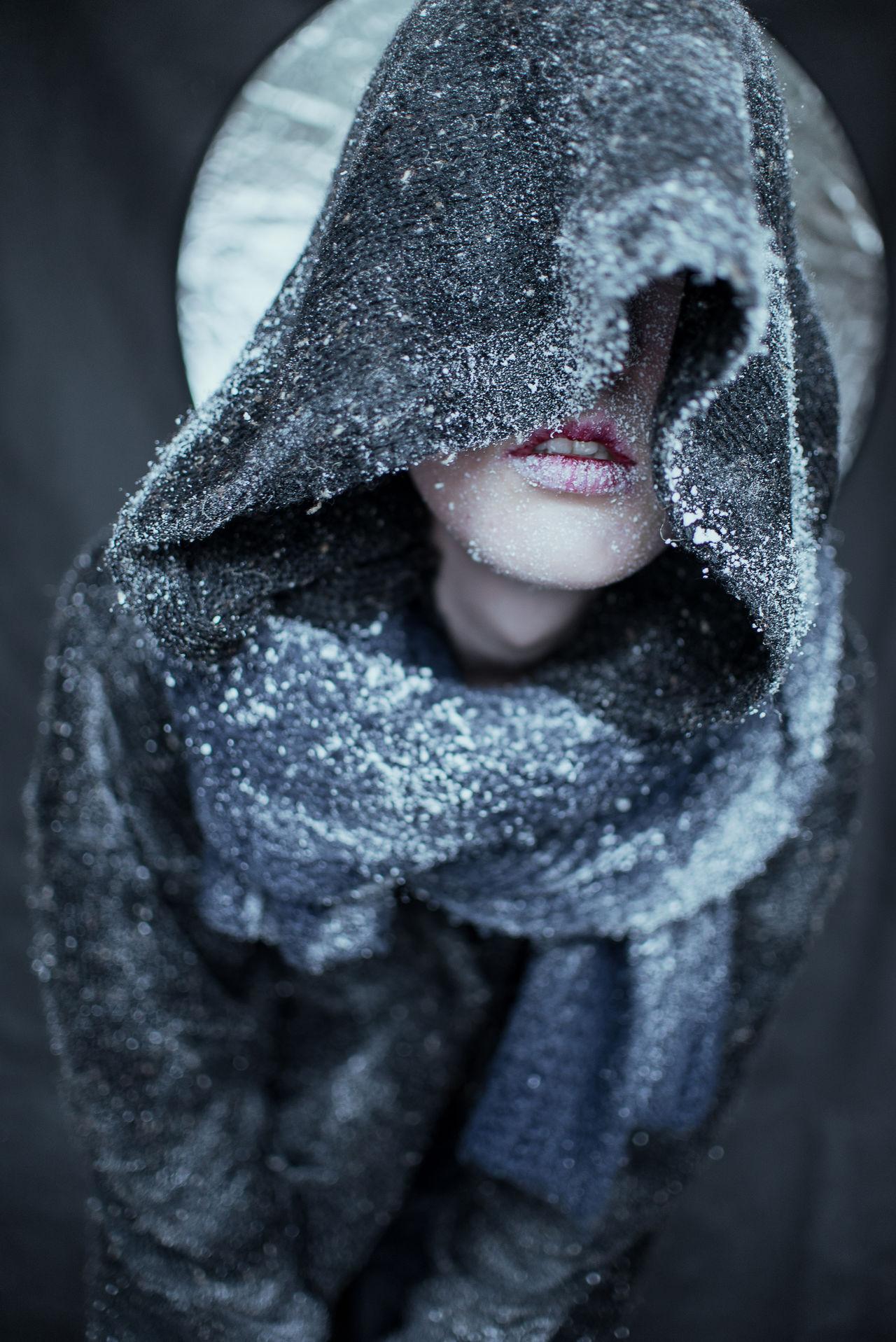 Art ArtWork Beautiful Beauty Cold Face Fashion Fine Art Fine Art Photography Fineart Magic Male Snow Snowing Winter