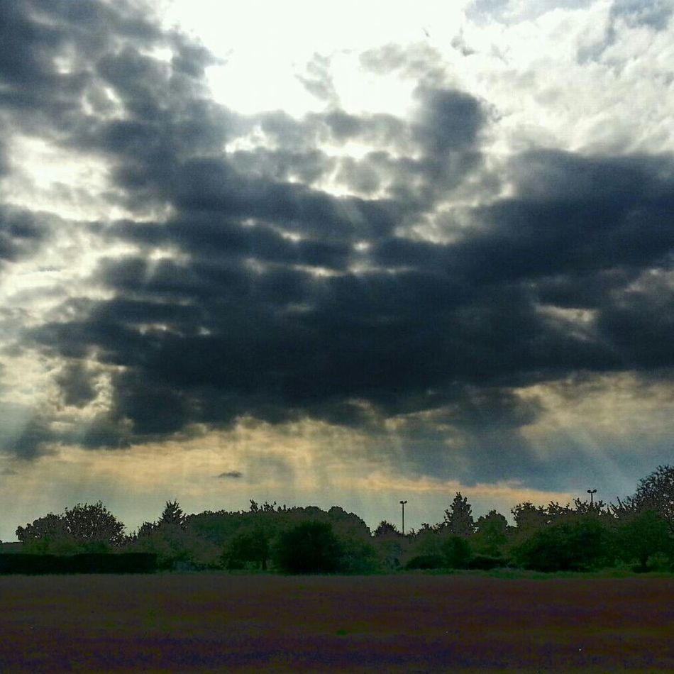 Clouds Magic Moments