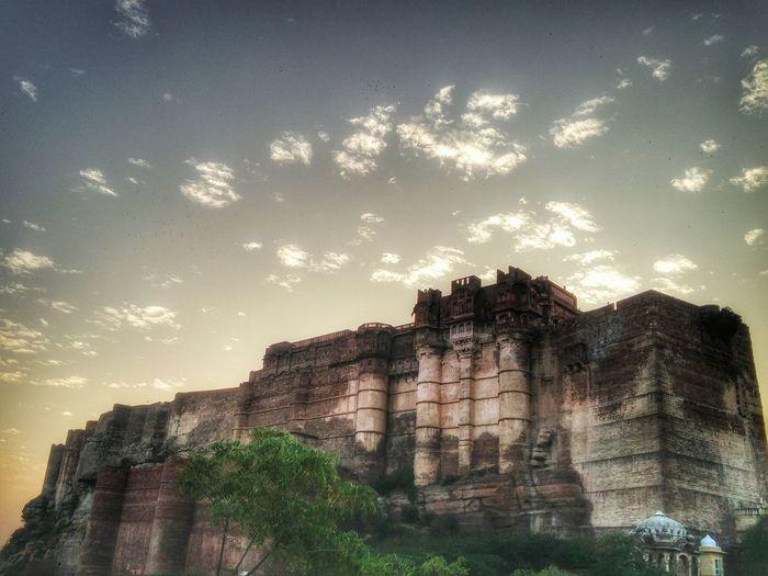 Mehrangarh fort First Eyeem Photo
