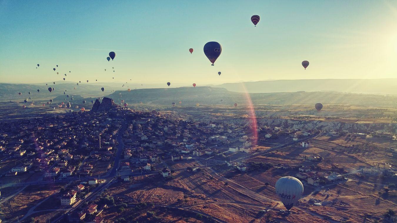 Turkey Cappadocia/Turkey Cappadocia Cappadocia Ballon Cappadociasunrise Hotairballoon Travel Culture