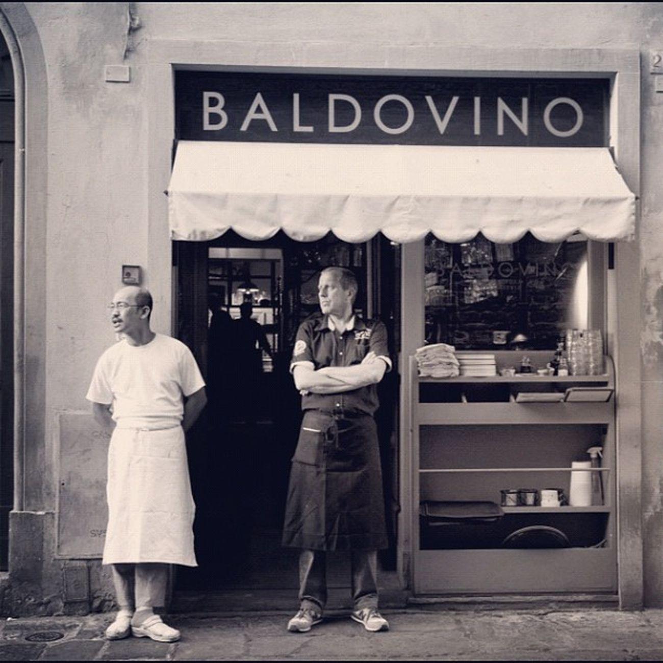 Baldovino Restaurant Italy Florence Firenze Baldovino restaurant