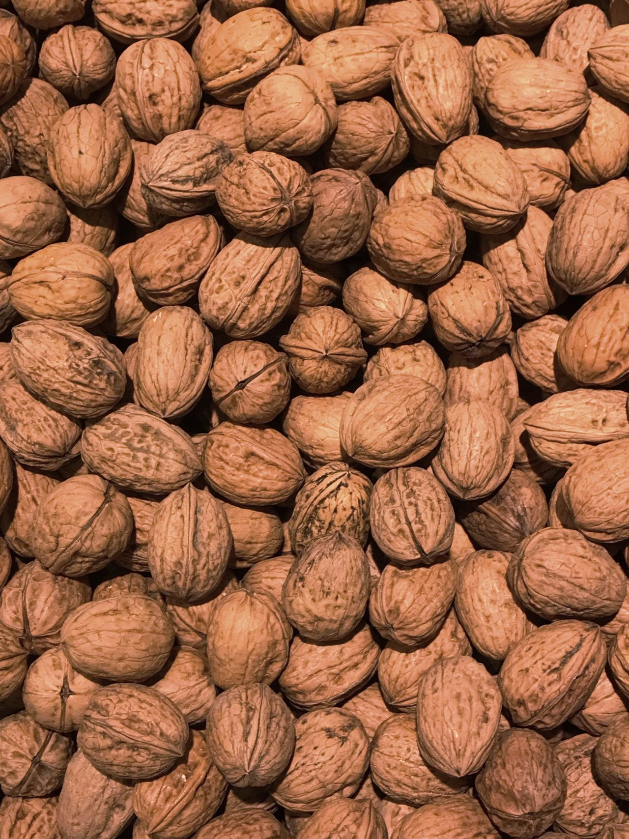 Nut - Food Nutshell Food And Drink Walnut Food Full Frame Healthy Eating Backgrounds Large Group Of Objects Dried Fruit Dried Food Abundance Textured  Brown Close-up No People Freshness Fruit Indoors  Day