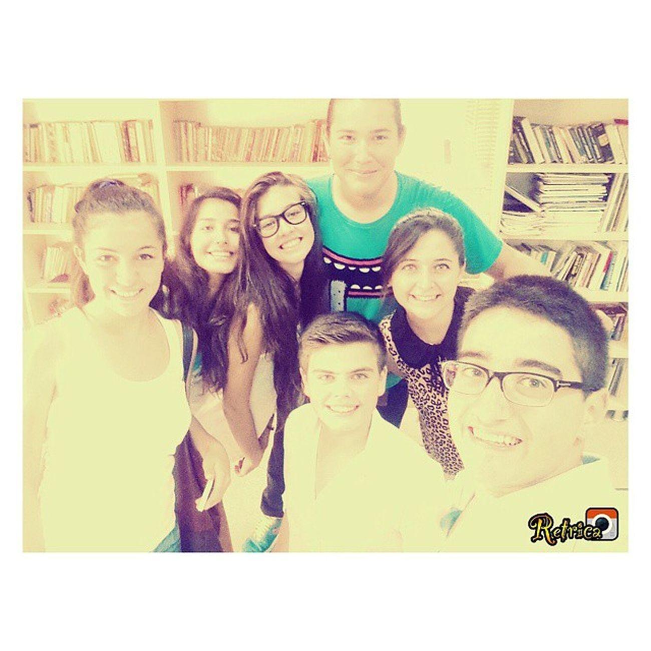Fulya Hocamızla Selfie Teacher Friends