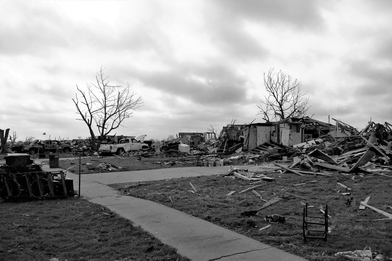 Beautiful stock photos of tornado, Abandoned, Architecture, Bare Tree, Branch