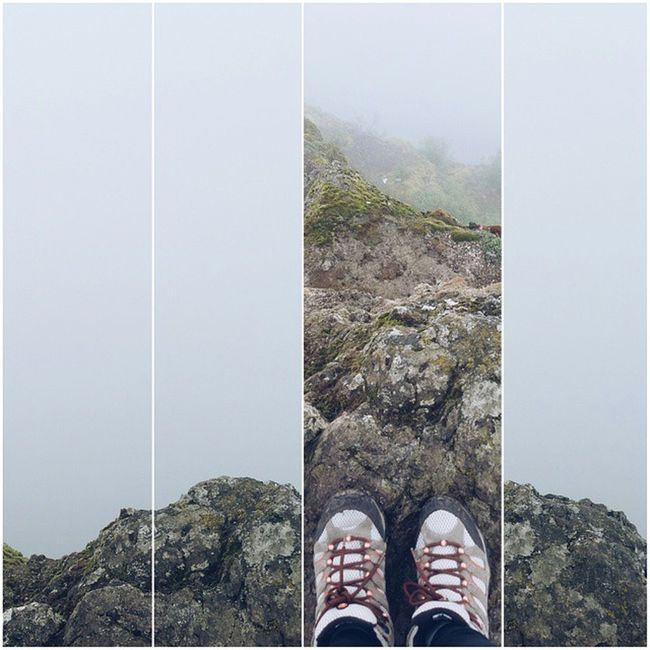 ...they take me to foggy ridges...   Hikingpnw Hiking Gtfoutside Outdoors vsco PhotoGrid whereistand alwayssnugg