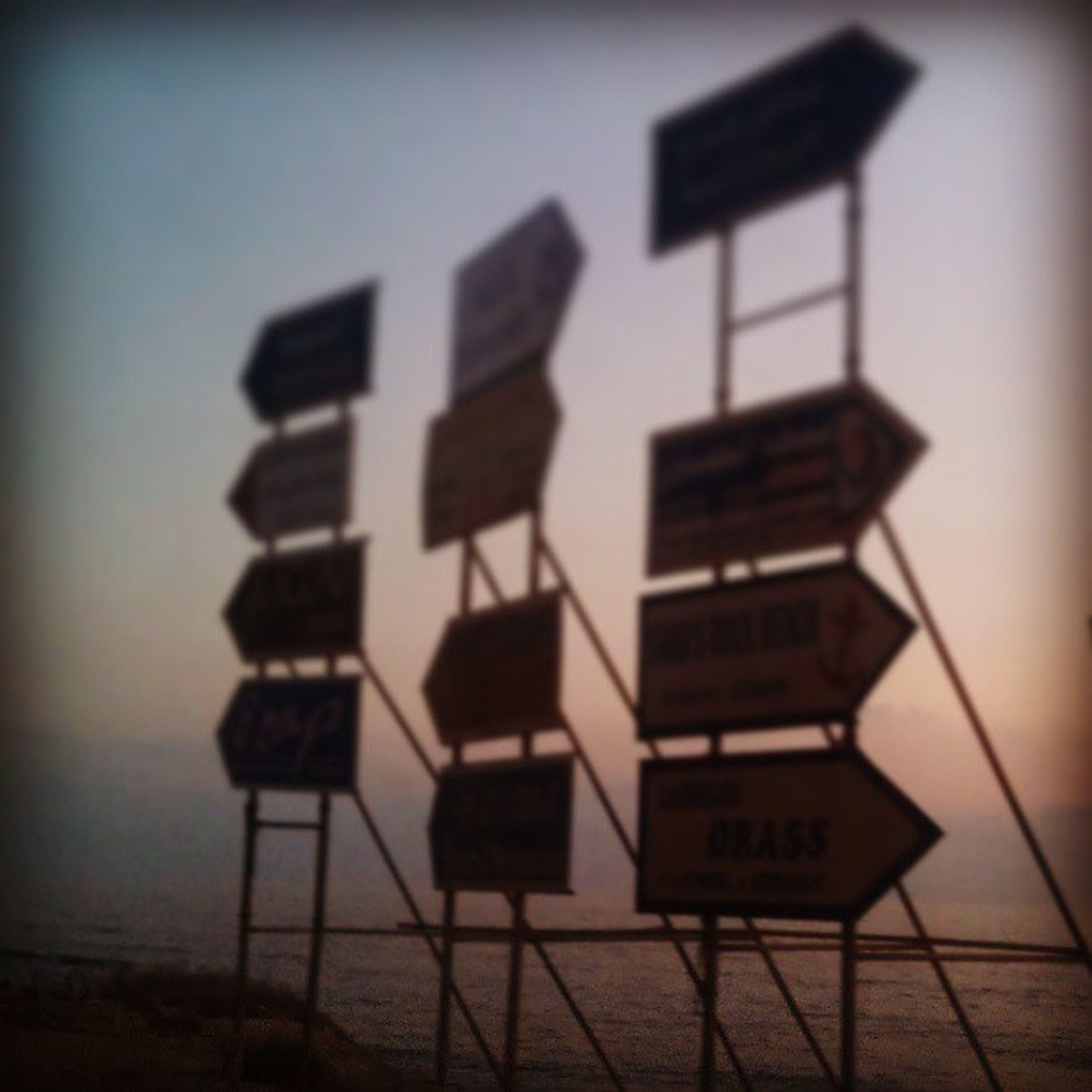 Directions Ways Direction Signs Roadsigns sunset throwback jadra saida Lebanon igerslebanon igersbeirut iglebanon