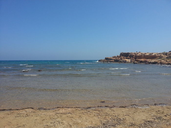 My Favourite Beach Cala Zorra Torrevieja