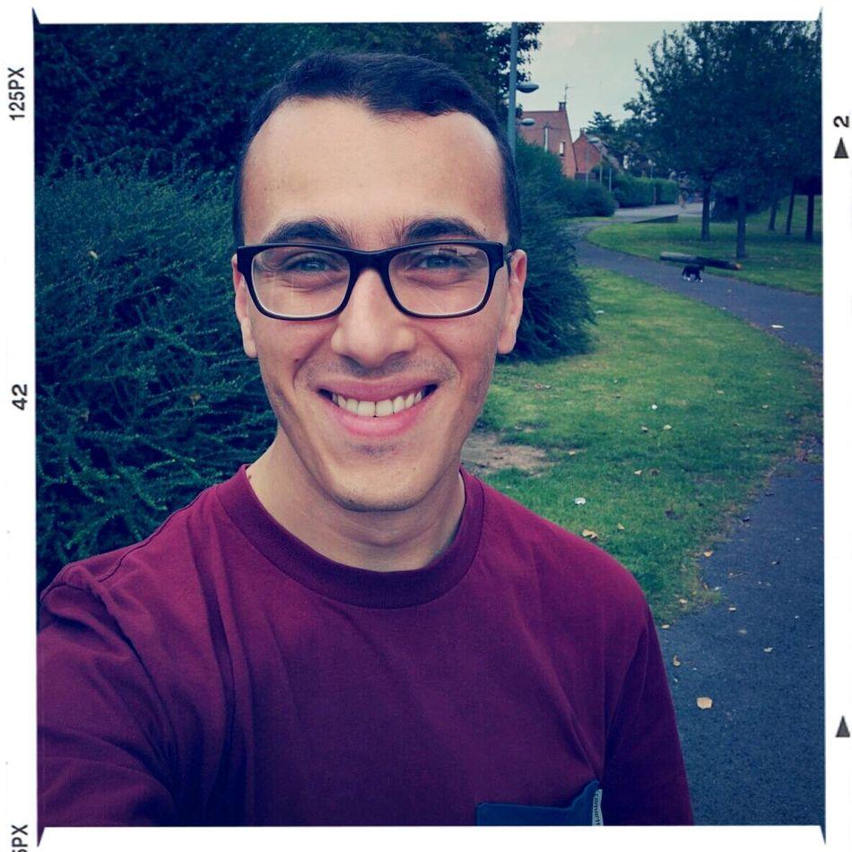 Nouvelle paire de lunettes Glasses Nouvelles Lunettes Smile Happy