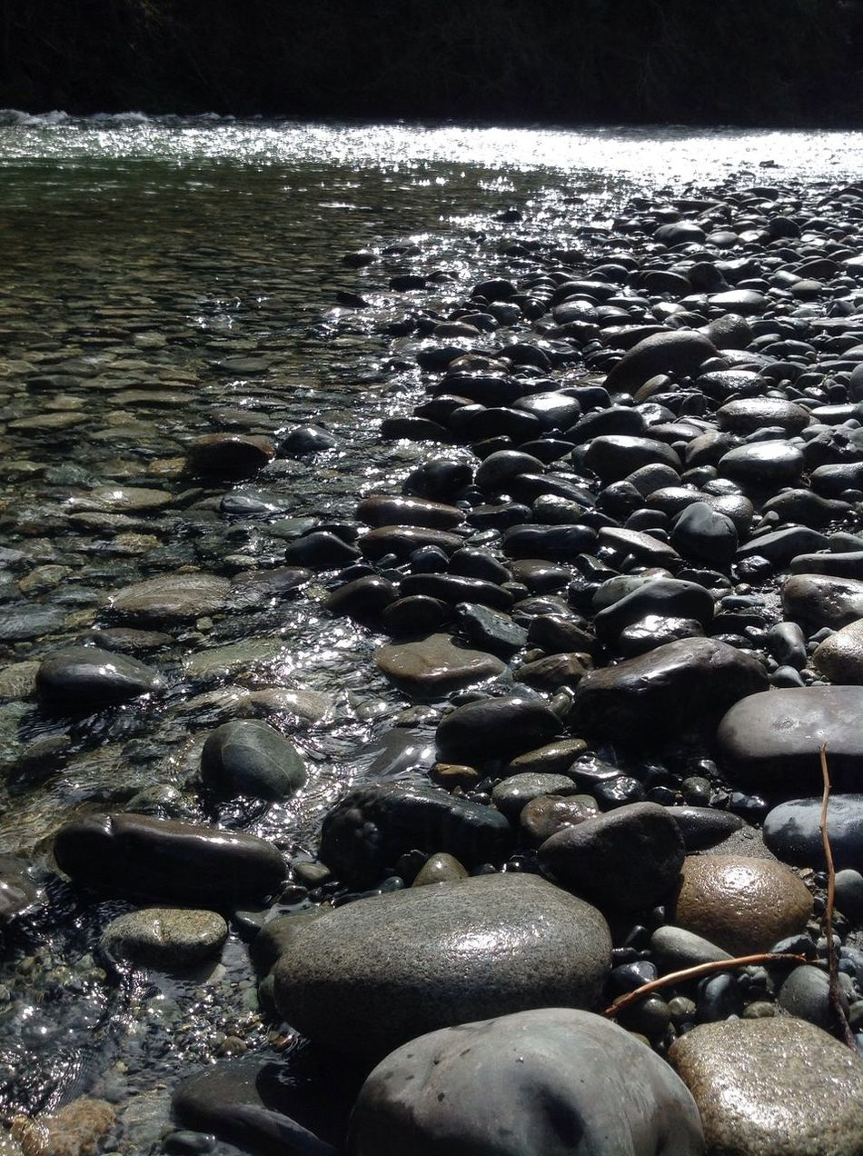 Peace Riverside Rocks And Water Sunshine ☀ Sparkling Home Sweet Home British Columbia Island Life Adventures Beyond The Ultraworld Natural Simplicity Natural Photography Amaturephotographer Pictures Are Reflections To The Soul