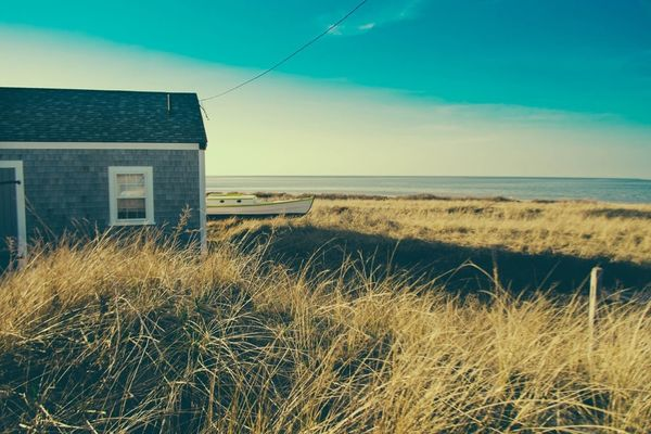 nantucket at Nantucket by Chris Gachot