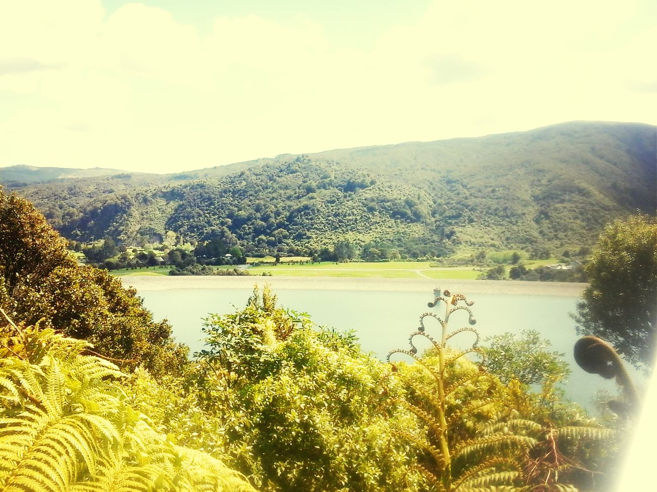 twin lakes Upper Hutt
