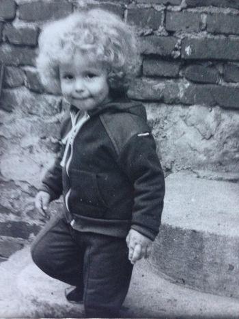 He grew up and married me. Poland 1979. Eye4black&white  Blackandwhite Streamzoofamily 1979