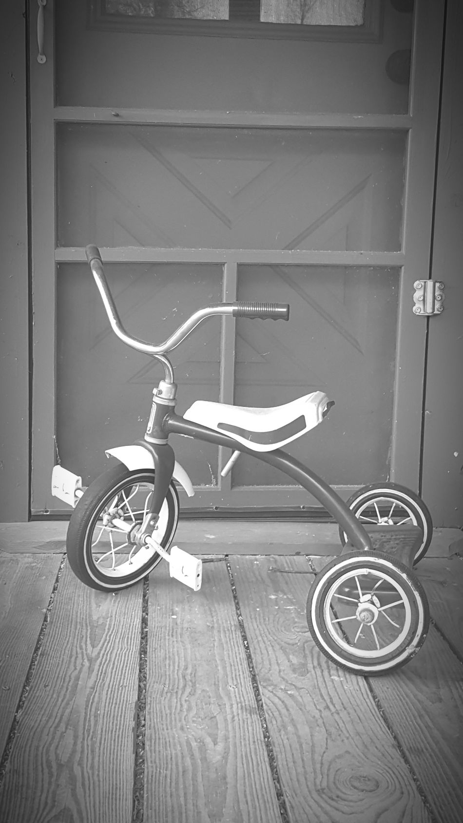 Kids Tricycle Tricycles  Blackandwhite Photography Black And White Blackandwhite Black & White Antique Antiques Kickinitoldschool Trike