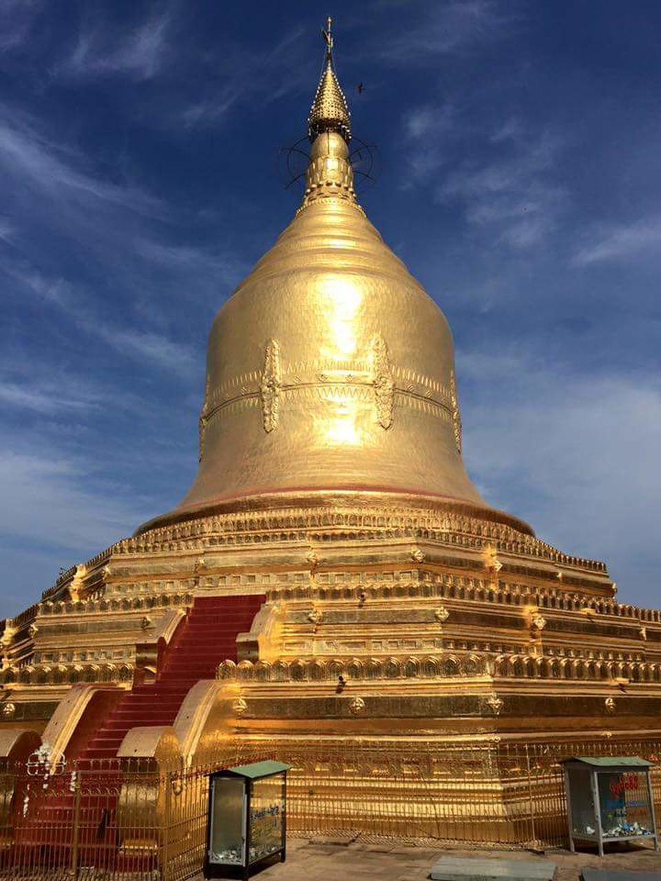gold colored, gold, architecture, religion, luxury, sky, no people, outdoors, building exterior, day, close-up