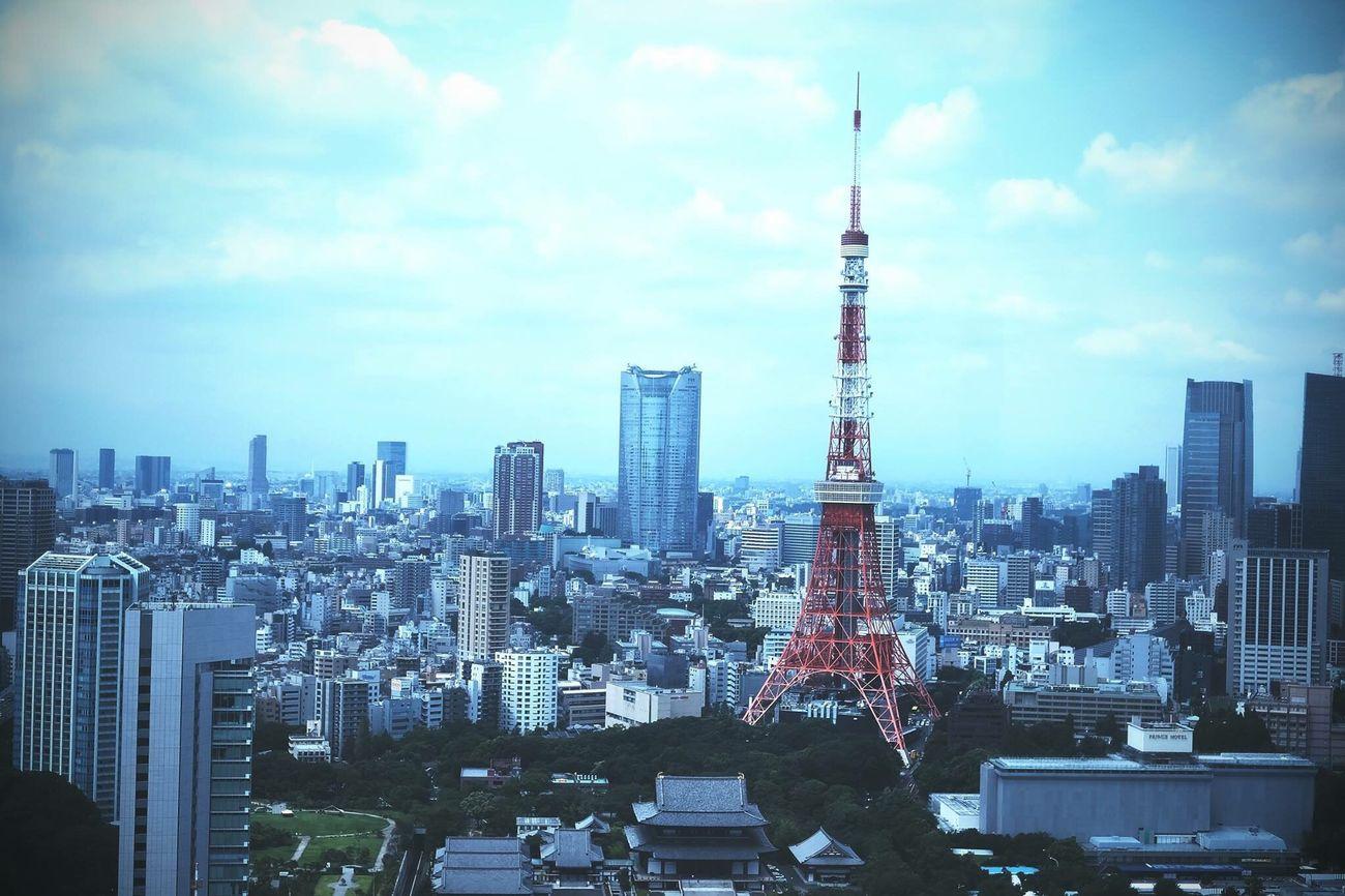 Tokyo Tower 東京タワー 東京 Tokyo Tokyo,Japan Fujifilm Fujifilm_xseries FUJIFILM X-T1 X-T1 Japan