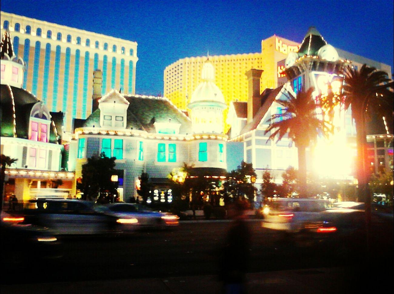 Coolin At Vegas! $