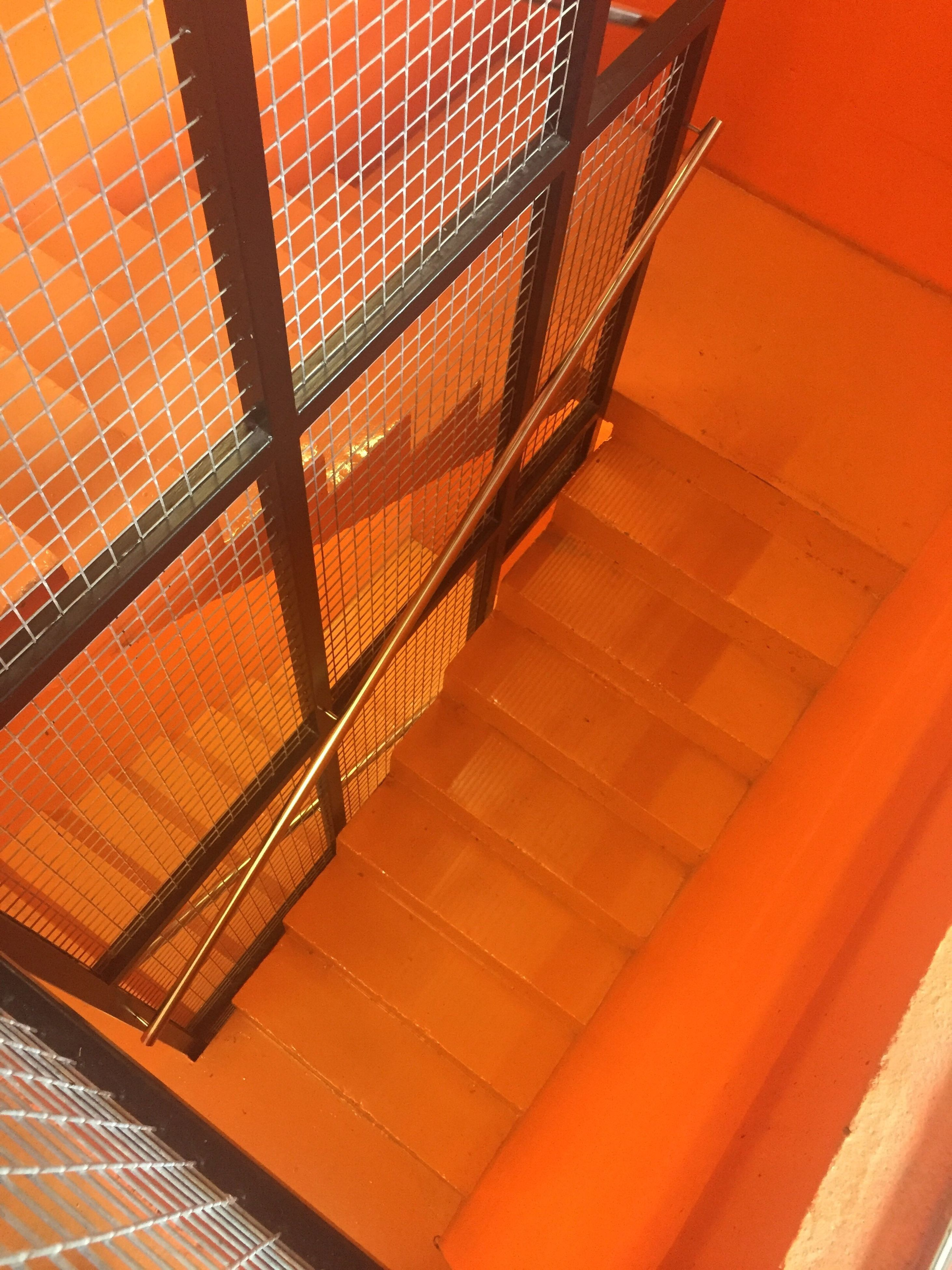 orange color, red, activity, tennis, sport, no people, close-up, indoors, day, racket sport