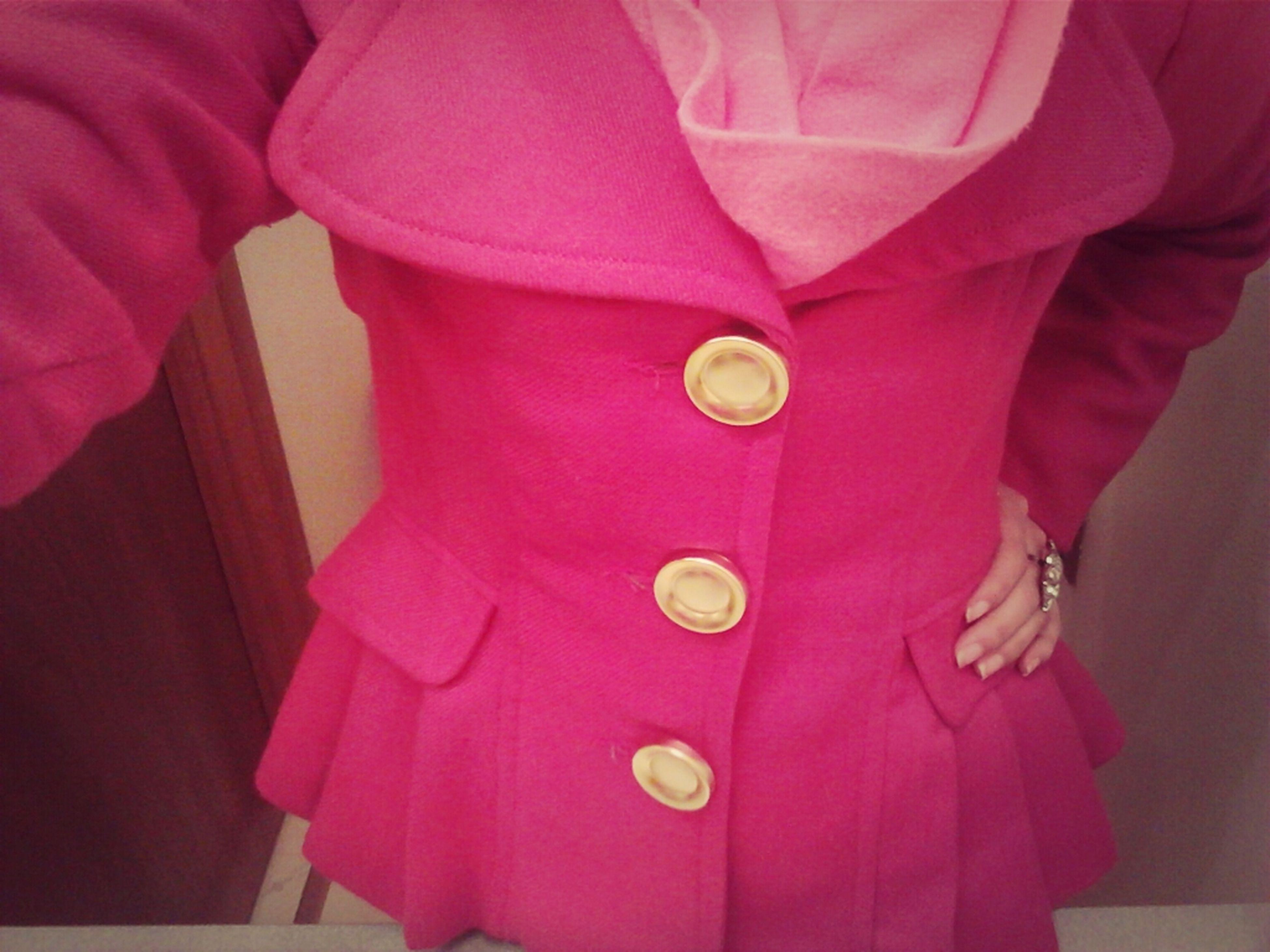 I like pink (: