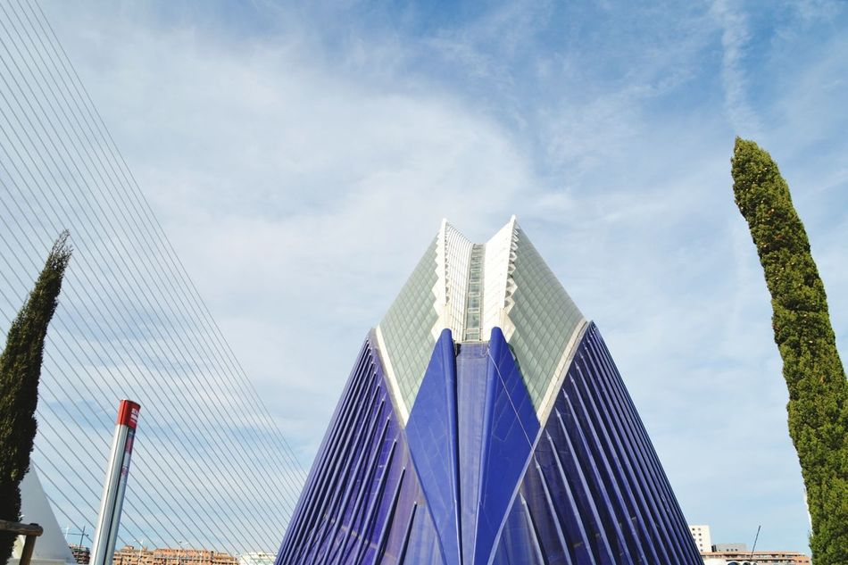Oceanographic Architecture No People Outdoors Sky Modern City Valencia, Spain Modern Architecture City Architecture