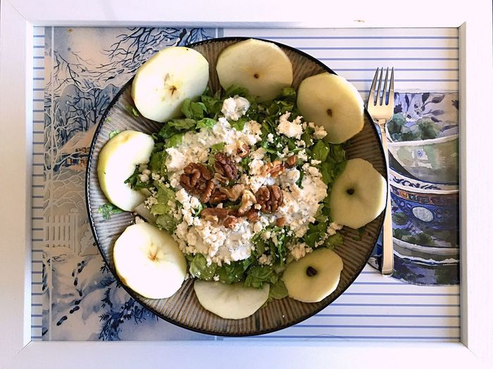 ShareTheMeal Food And Drink Freshness Ready-to-eat Healthy Eating Gourmet Appetizer Salad