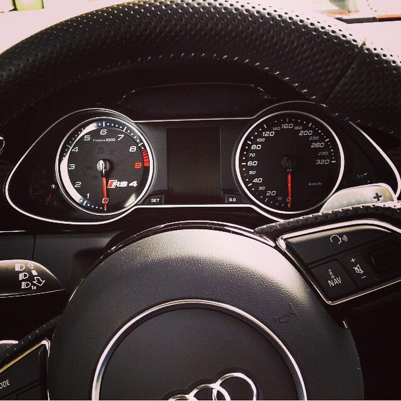 Audi Rs4 4.2l Power