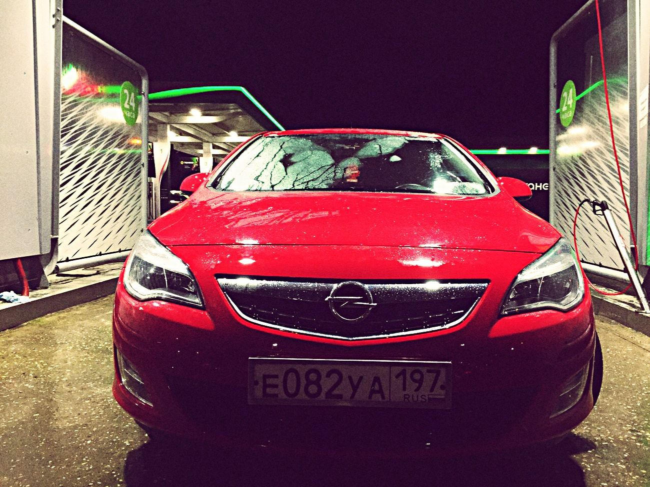 Opel Astra First Eyeem Photo