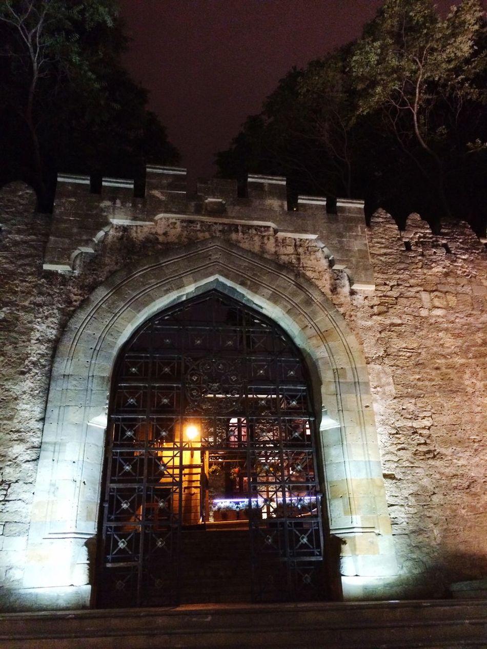 Old city, Baku