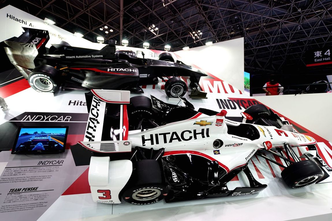 INDYCAR & Super Formula. Racing Car Indy500 Formula Car Car Snapshot Taking Photos Tokyo Motor Show 2015 Enjoying Life