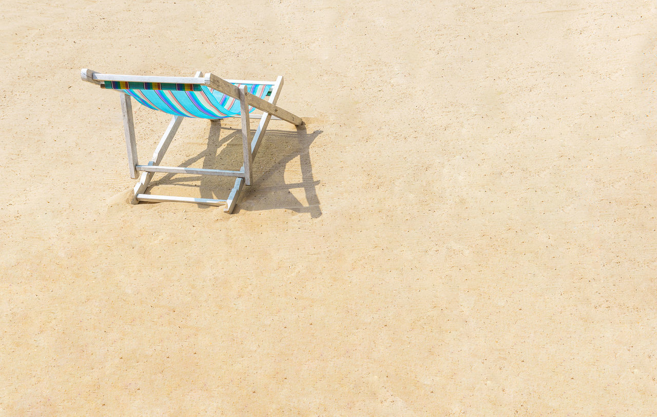 Beach Bed Day Freedom Holiday Nylon Outdoors Relaxation Rest Sand Sea Seaside Summer Sunbathe Vacations