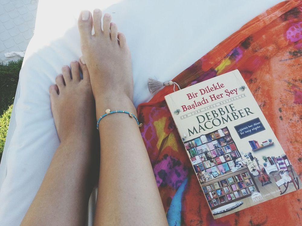 Debbiemacomber Book Sunbathing Summer