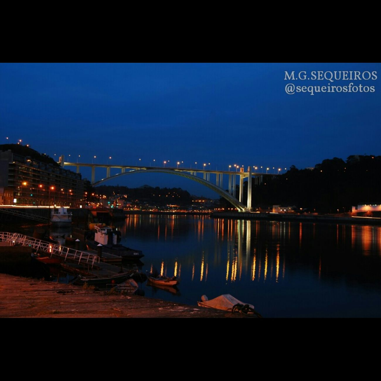 Puente de Luiz I Oporto Luiz I Bridge Eye4photography  Perfect Photography