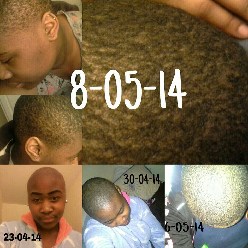 Hairgrowth Happy Growing Bigchop #results