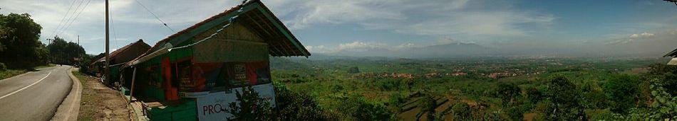 Panoramic view in Cilendong, Cipari, Majalaya, Jawa Barat - Indonesia. Taken with Motorola Moto G on 11/1/2015. EyeEm Indonesia Nature EyeEm Nature Lover Majalaya Mountain Panoramic View