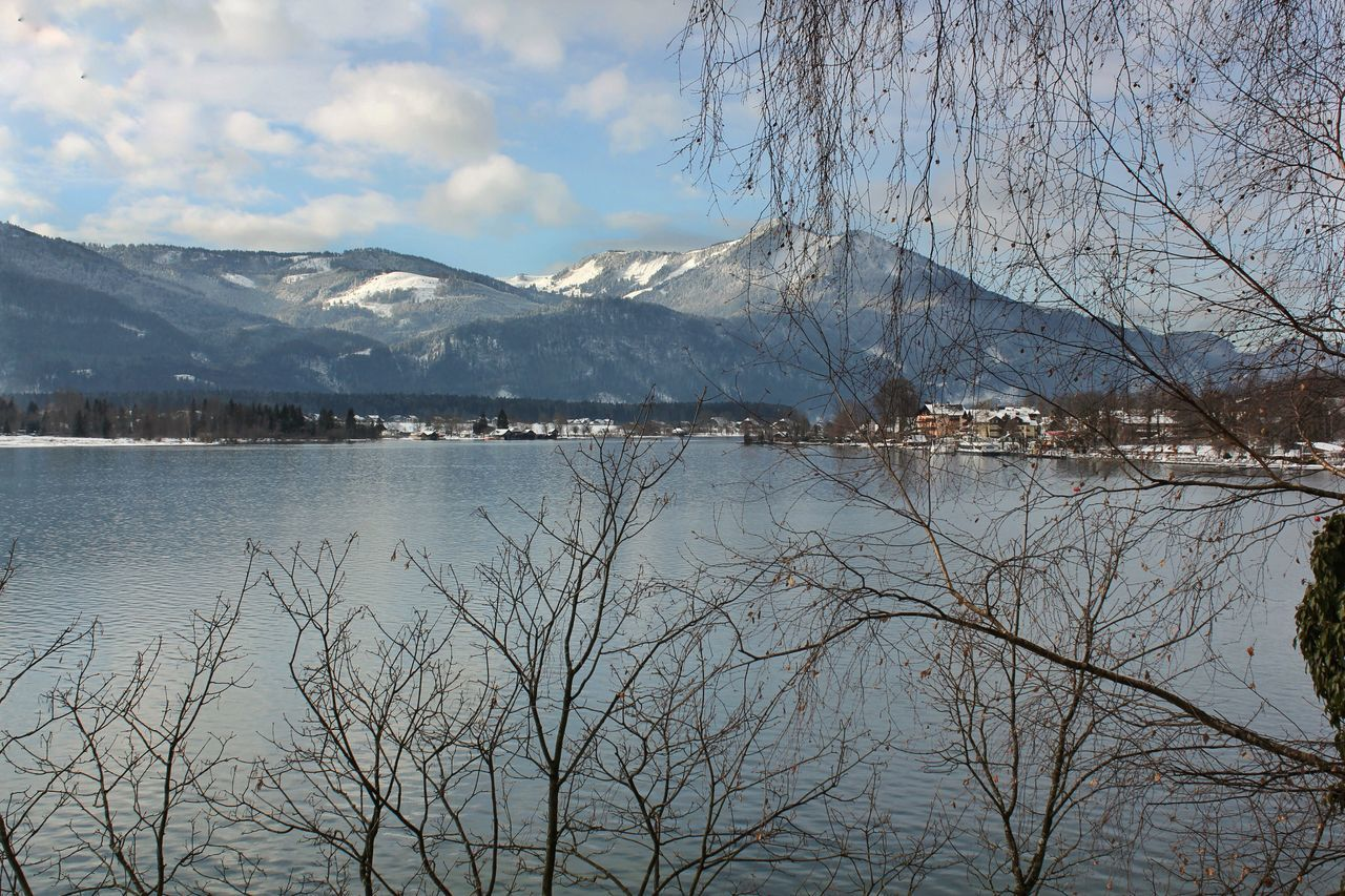 Wolfgangsee Austria Österreich Lake Water Original Experiences Winter Wonderland Mountains Sunny Day Winter Landscape Enjoying Life Check This Out Taking Photos Relaxing Beautiful Nature Travel Photography Travel Destinations Showcase June