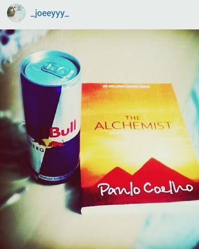 Some books change your life. TheAlchemist Is One Of Them. Avid Reader. . Paulocoelho More Of A Mentor Taking Photos