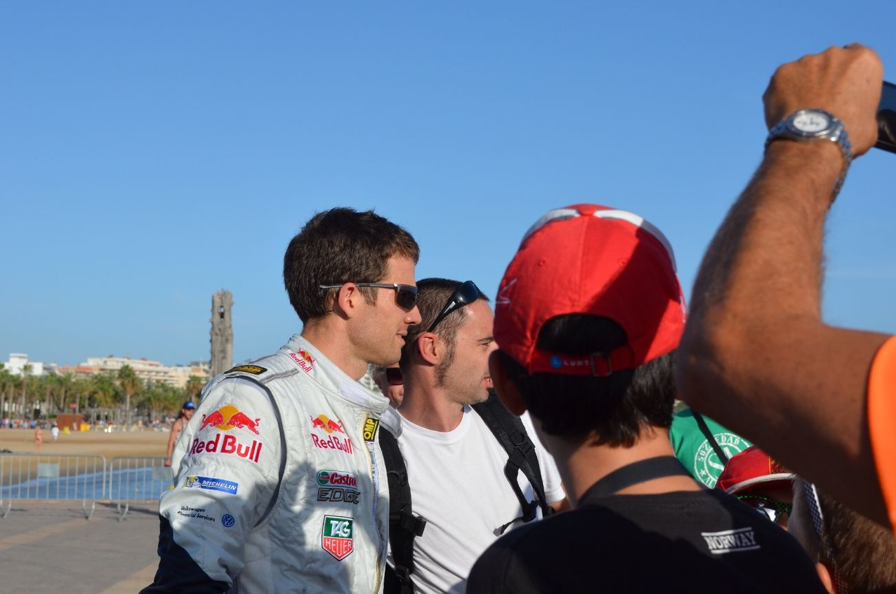 Rally Catalunya 2014 Sebastien Ogier
