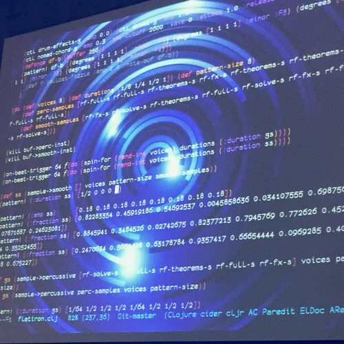 Eurucamp Josephwilk Code Live Coding Music