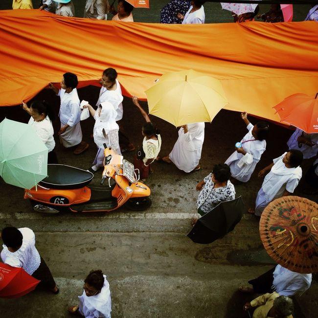 #Thailand #culture #vespa