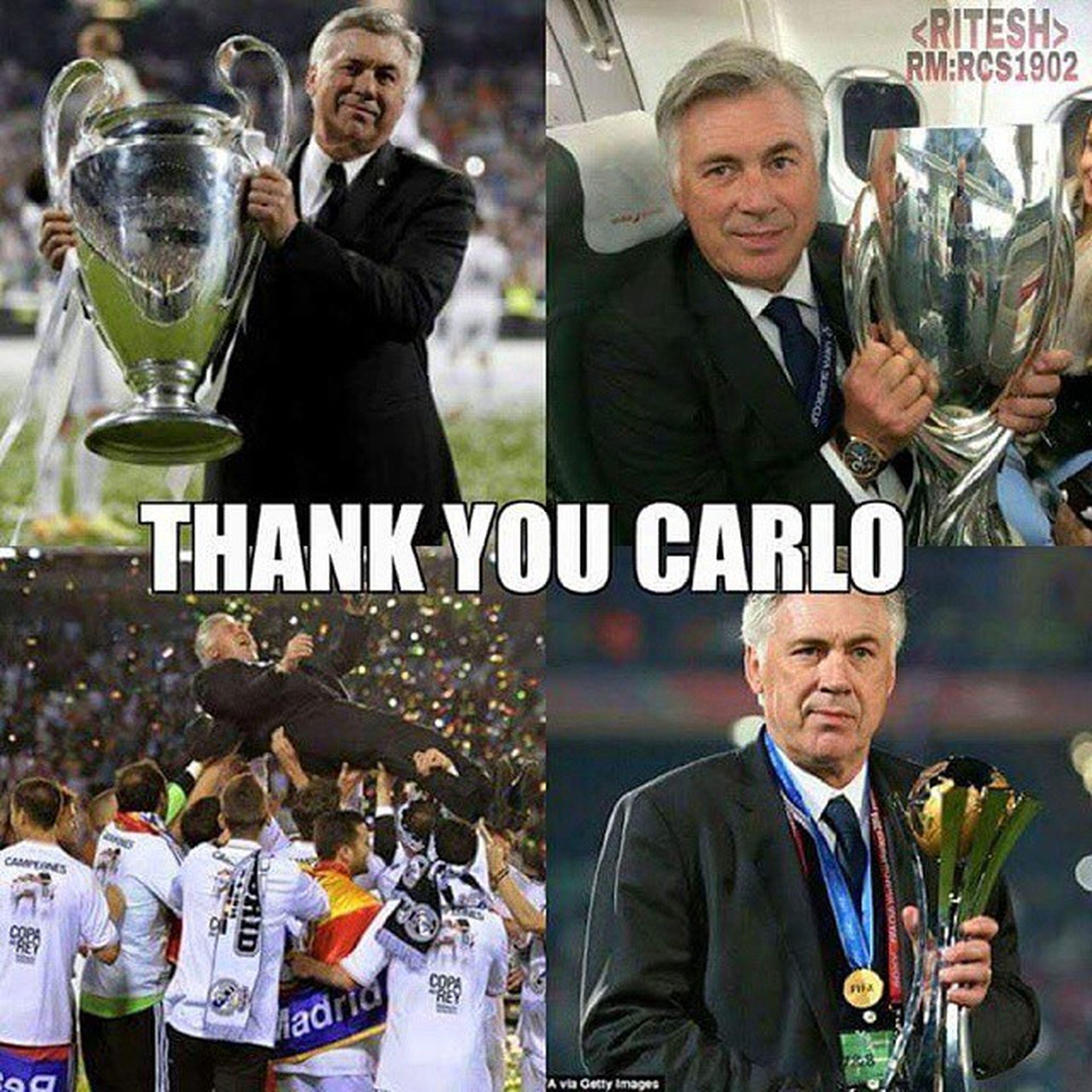 ThanksCarlo Thankyoucarlo Ancelotti Carloancelotti :-(:-(❤😞💔:-( :-( realmadrid HalaMadrid