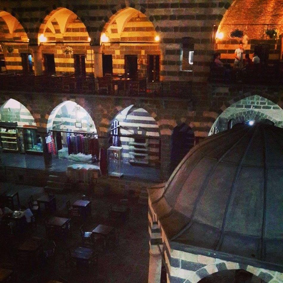 Diyarbakır gece gezmeleri