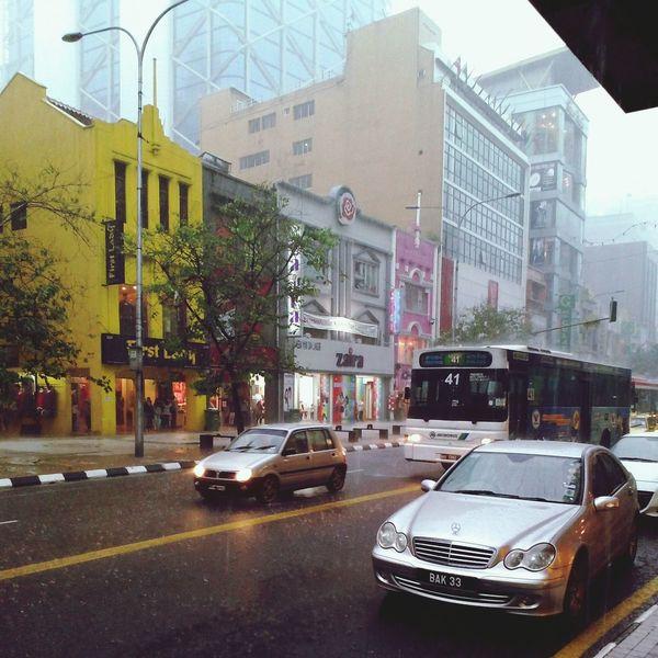 Tunku Abdul Rahaman Road Kuala Lumpur