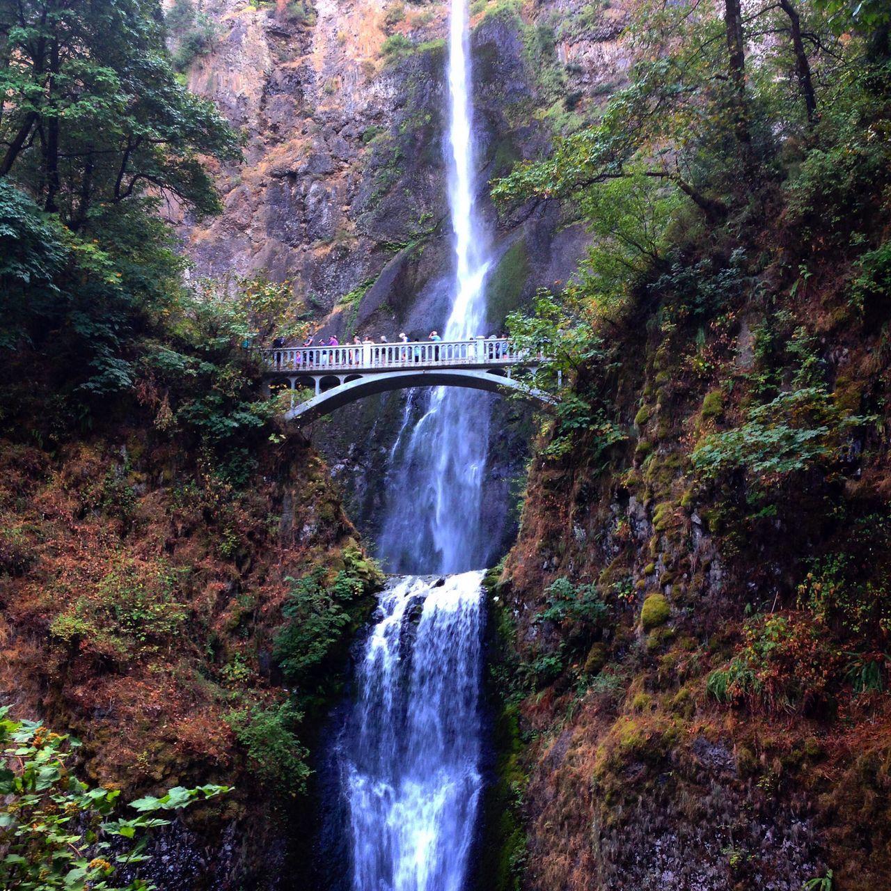 Portland, OR Multnomah Falls